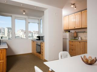 Spacey, central and bright new flat - Sofia vacation rentals