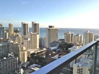#3815 - High floor-Ocean, Diamond Head   mtn views - Honolulu vacation rentals