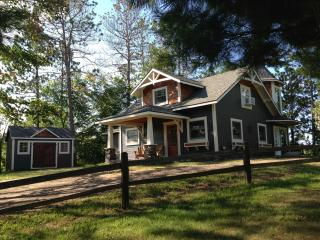 """The Castle House"" Lake Cottage - Longville vacation rentals"