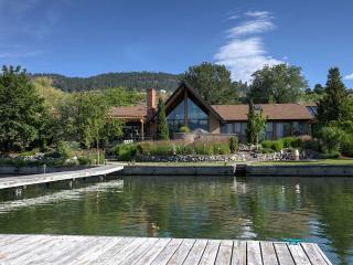 Luxury Waterfront Home at Quails' Gate - Kelowna vacation rentals