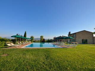 Antica villa toscana con vista superba e piscina - Buonconvento vacation rentals