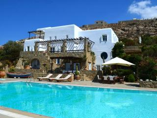 Perfect Villa with Internet Access and A/C - Mykonos Town vacation rentals