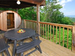 Romantic 1 bedroom Cabin in Sevierville - Sevierville vacation rentals