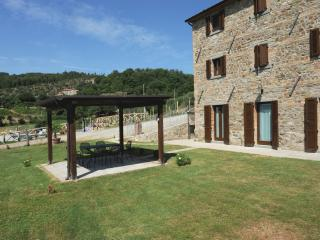 Renovated modern farmhouse with garden and pool. - Pietraia vacation rentals