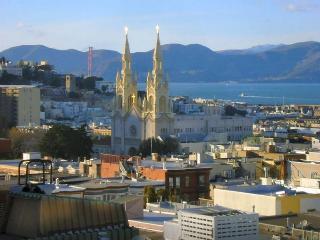 Telegraph Hill Gem, 1 BD w/ Parking - San Francisco vacation rentals