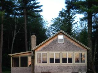 2 bedroom Cabin with A/C in Northwood - Northwood vacation rentals