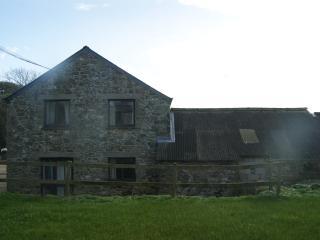 Spacious 2-storey barn conversion on organic farm - Gweek vacation rentals