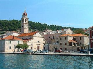 Lovely one bedroom apartment Vinka for 2 pax on island Brač - Pucisca vacation rentals