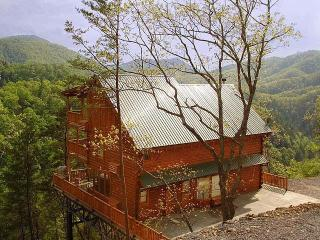 Deja View - 3 Bedroom Cabin with Amazing Views - Pigeon Forge vacation rentals