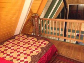 Rustic cabin convenient to Tahoe - Soda Springs vacation rentals