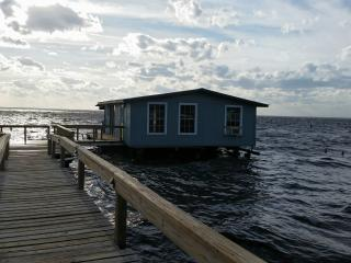 The Boathouse - 2 bedroom over water vacation home - Seville vacation rentals