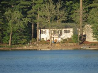 Beautiful Cottage on Crystal Lake - Gray vacation rentals