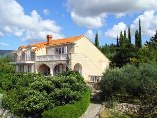 Villa Boskovic - Three-Bedroom Villa with Swimming Pool and Sea View 6+2 - Cilipi vacation rentals