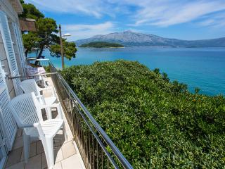 Apartments Nikolina-Two-Bedroom Apartment with Balcony - Lumbarda vacation rentals