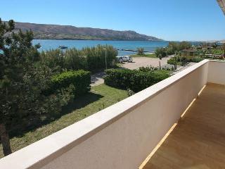 TH01225 Apartments Usmiani / Three bedrooms A2 - Pag vacation rentals