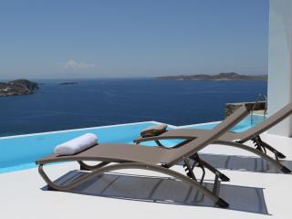 3 BDR Villa Iolite, private pool, amazing seaview - Agios Ioannis vacation rentals