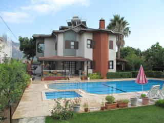 Bright Villa with A/C and Shared Outdoor Pool - Dalyan vacation rentals