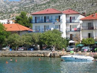 TH01246 Apartments Jurica /  Studio A1 - Starigrad-Paklenica vacation rentals