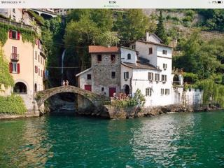 1 bedroom Condo with Internet Access in Nesso - Nesso vacation rentals