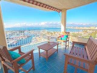 Cozy Apartment 1 seafront with spectacular views - Playa de Palma vacation rentals