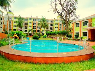 Beautiful 2BHK Apt. in Candolim:CM001 - Candolim vacation rentals