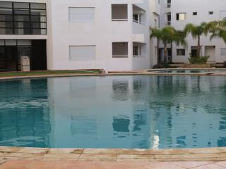 Nice Condo with Long Term Rentals Allowed (over 1 Month) and Shared Outdoor Pool - Bouznika vacation rentals