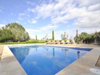 Finca en Algaida para 8 personas. Conoce Mallorca - Algaida vacation rentals