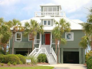Oceanfront Home Beautifully Decorated with Viewing Deck, and Beach Access! - Isle of Palms vacation rentals