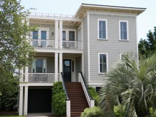 Ocean View Home w/ Private Pool, Beautiful Kitchen, 2 Masters, Close to Beach! - Isle of Palms vacation rentals