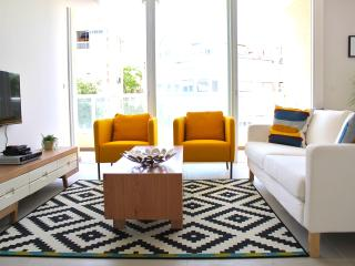 Dizengof 298 Modern with Balcony - Tel Aviv vacation rentals