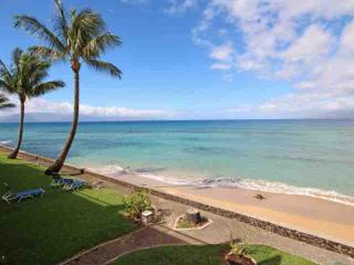 Lokelani Direct Oceanfront Two Bedroom Condominium - Napili-Honokowai vacation rentals