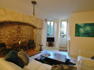Luxury apartment with pretty courtyard in Sarlat - Sarlat-la-Canéda vacation rentals