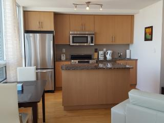 1 Bed + Office Downtown Condo next to harbour - Toronto vacation rentals