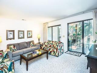 Tennismaster 704, 2 Bedrooms, Pool, Tennis, Walk to Beach, Sleeps 6 - Forest Beach vacation rentals
