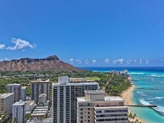 Spectacular Diamond Head and Ocean Views!  Free Parking! - Waikiki vacation rentals