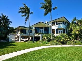 SHARK KEY CHATEAU - Incredible 3-Story Mansion w/ Private Beach, Pool, & Spa - Key West vacation rentals