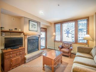 Zephyr Mountain Lodge One Bedroom. Sleeps 4.  Ski in Ski out!! - Winter Park vacation rentals