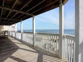 Ocean Dunes 1806 - Open oceanfront three bedroom condo with great views - Kure Beach vacation rentals