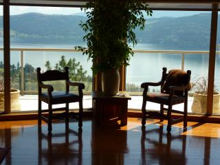 Private post and beam home w/ lake view and access - Kelowna vacation rentals