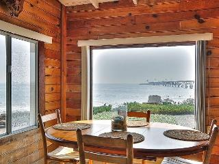 2BR Ocean Front Bungalow, Rincon Beach, Sleeps 6 - Ventura vacation rentals