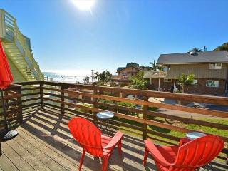 Encinitas Rental at Moonlight Beach - Stunning Whitewater Ocean View - Encinitas vacation rentals