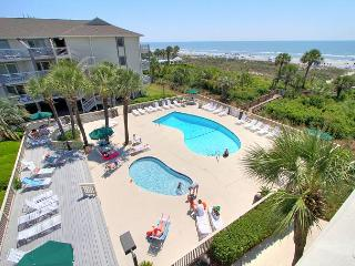 Newly Updated Breakers Villa. Sleeps 4, Beachfront, Pool - Hilton Head vacation rentals