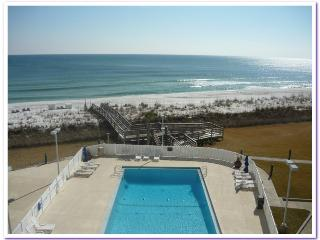 The Tortuga, Beach Front, 5th Floor - Pensacola Beach vacation rentals