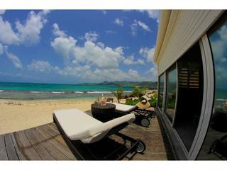 Buddha Beach, 1 BR condo, St Martin shore location - Image 1 - Baie Nettle - rentals