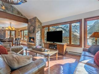 Perfectly Located Town Of Telluride 3 Bedroom Condo - GOST11 - Telluride vacation rentals