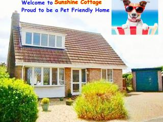 Sunshine Cottage in Chapel St Leonards, Lincs. - Skegness vacation rentals