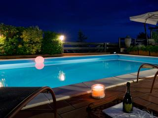 Bright Villa with Deck and Internet Access - Ceparana vacation rentals