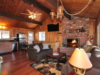 Cozy 3 bedroom Cabin in Big Bear Lake with Deck - Big Bear Lake vacation rentals