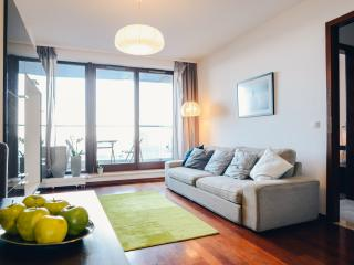 Sunny 1 bedroom Condo in Gdynia with Internet Access - Gdynia vacation rentals