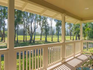 GORGEOUS GOLF/MOUNTAIN VIEW 3 BED/3 BATH,GARAGE/AC - Princeville vacation rentals